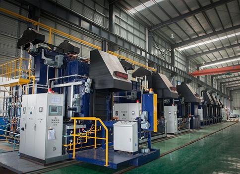 上海BM系列可控气氛箱式多用炉
